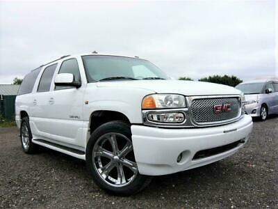 Fresh Import Gmc Yukon Denali Xl Long Wheel Base 7 Seater Automatic Escalade • 11,995£
