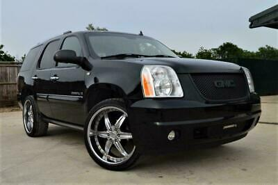 Fresh Import New Shape Gmc Yukon Denali 4wd Automatic Lhd Escalade Black • 16,995£