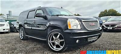 Fresh Import Gmc Yukon Denali Xl Long Wheel Base 8 Seater Automatic Escalade • 16,995£