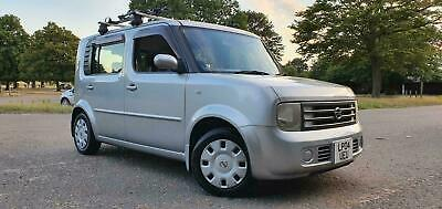 2004 Nissan Cube Cubic 1.5 Automatic 7 Seater Lpg • 2,750£