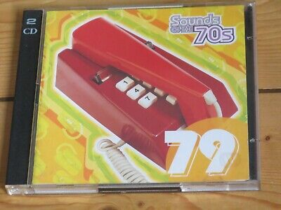2 CD TIME LIFE Sounds Of The 70s '79/1979 BA Robertson/Nolans/Racey/Eruption/M • 9£