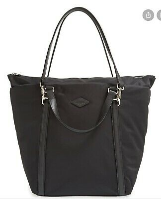 AU226 • Buy $345 Nwt Mz Wallace Astor Small Puff Bedford Black Tote