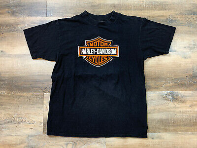 $ CDN44.10 • Buy VINTAGE Harley-Davidson T Shirt Wisconsin Dells Size XL Made In USA 1999
