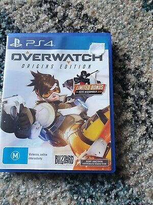 AU15 • Buy Overwatch PS4