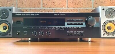 AU105.50 • Buy Beautiful YAMAHA RX-V395 Am Fm Receiver Amplifier With Phono