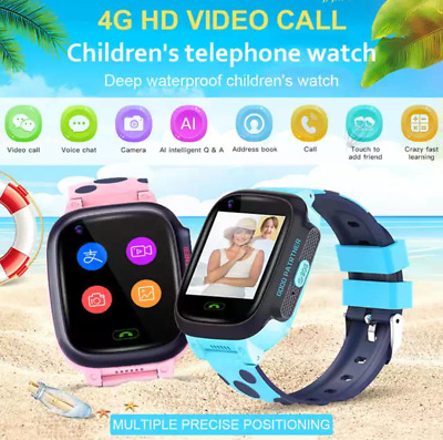 AU69.99 • Buy Kids Y95 Smart Watch Video Call WIFI 4G Full Netcom With SOS Button- New Stock