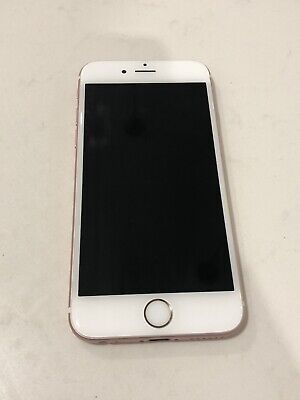 AU117.50 • Buy Apple IPhone 6s - 64GB - Rose Gold (Unlocked) - Good Working Condition