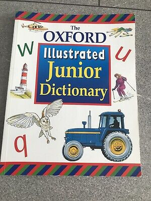 The Oxford Illustrated Junior Dictionary By Sansome, ... | Book | Condition Good • 0.99£