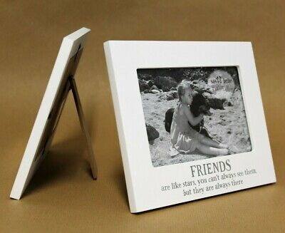 £5.99 • Buy Rustic Best Friends Forever Photo Frame