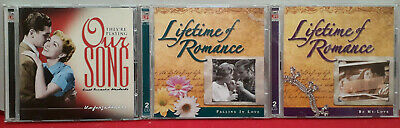 Time Life 3 CD Selection - 2 X Lifetime Of Romance, They're Playing Our Song • 14.99£