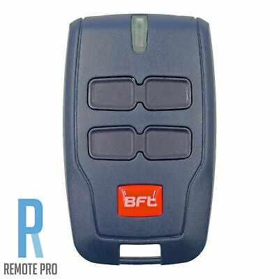 AU44.90 • Buy Genuine BFT Mitto Compatible Garage/Gate Remote Type B RCB TX2/TX4/0678 4 Button