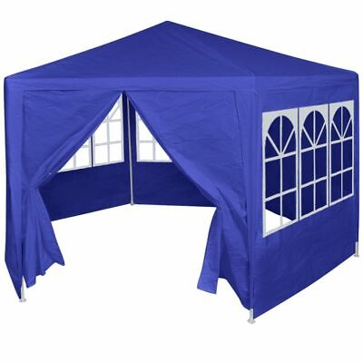 AU103.95 • Buy Outdoor Marquee With Side Walls Hexagonal Party Shelter Gazebo Waterproof Tent