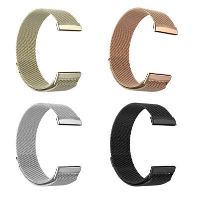 $ CDN17.79 • Buy For Fitbit Versa 3 Band Replacement Milanese Wristbands Classic For Men / Women