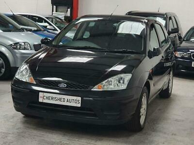 Ford Focus 1.6 Flight* Genuine 54,000 Miles* Full Service History* • 1,995£