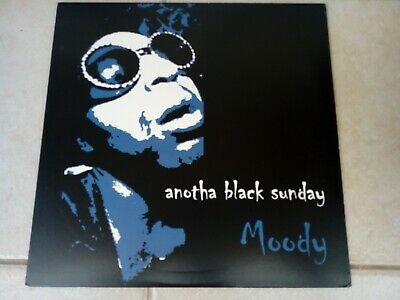 Moody ‎– Anotha Black Sunday LP 2009 US  Electronic Jazz-Funk  Moodymann • 36£