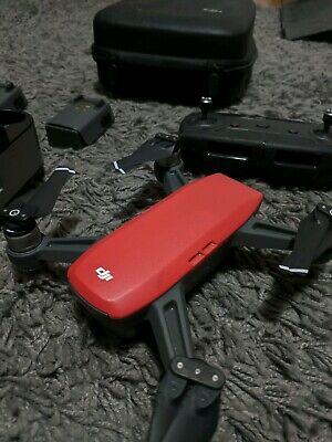 AU600 • Buy DJI Spark Fly More Combo With Portable Battery Charger
