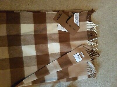 Burberry Scarf Mid Camel  • 125£