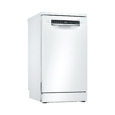 View Details Bosch SPS4HKW45G Serie 4 Slimline 9 Place Freestanding Dishwasher With WiFi • 395.00£