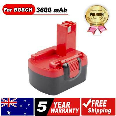 AU30.99 • Buy 14.4V 3.5AH Ni-MH Battery For Bosch 2607335465 2607335276 BAT038 BAT041 BAT040