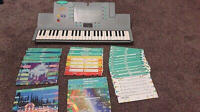 AU200 • Buy ** RARE Collectible Yamaha PSS 103 Digital Piano Keyboard Kids Learn Quiz Cards