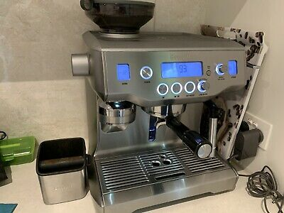 AU910 • Buy Breville The Oracle Coffee / Espresso Machine - Stainless Steel