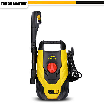 £65.99 • Buy Electric Pressure Washer 1595 PSI/110 BAR High Power Jet Wash For Patio Car