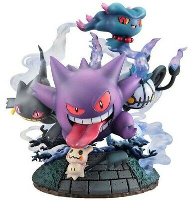 $250 • Buy Pokemon G.E.M.EX Series Pokemon Ghost Type Large Collection PVC Painted Figure