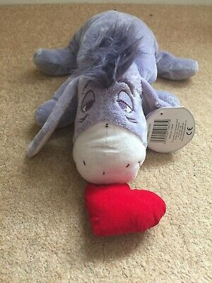 Eeyore Soft Toy With Detachable Tail • 5£
