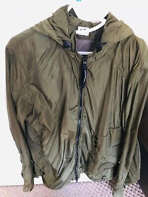 Cp Company Goggle Overshirt Jct Chrome Shimmer Xl/xxl See Measurements • 97£