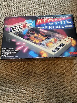 Tomy Fast And Furious Arcade Game, Automatic Pinball 1979 • 23.99£
