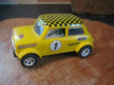 Scalextric Tri-ang C.7 Rally Mini-Cooper Car  • 12£