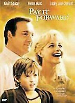 AU14.77 • Buy Pay It Forward DVD Kevin Spacey Very Good Condition Dvd Region 4  T64