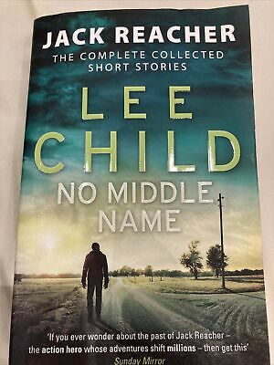 No Middle Name By Lee Child • 2.20£