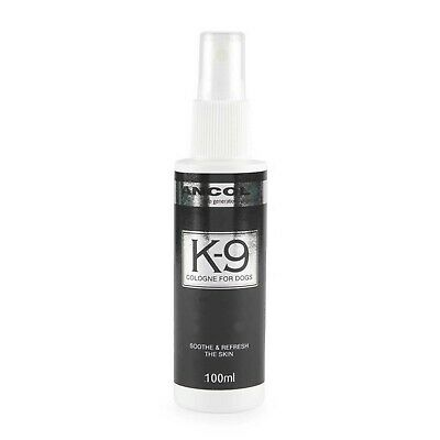 Ancol Dog/Puppy Cologne K9 Deodorant Spray 100ml - Keep Your Dog Fresh! • 5.79£
