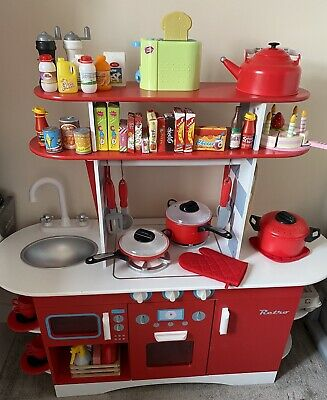 £80 • Buy Early Learning Centre Wooden Kitchen