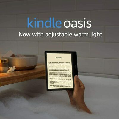 AU352.31 • Buy Amazon Kindle Oasis 10th Generation Latest Model 8GB, Wi-Fi, 7in Brand New