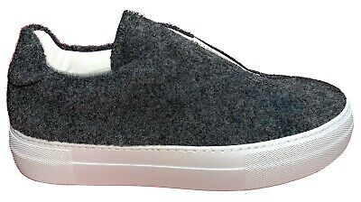Joshua Sanders Slip On Sneakers Trainers Casual Womens Ladies Shoes Made Italy • 39.99£