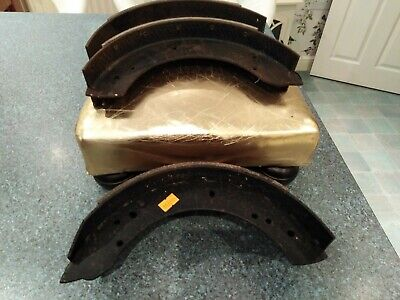 Rover P4 Spares. 4 New Brake Shoes. Barn Find.  • 20£