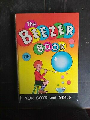 The BEEZER BOOK 1966 Annual • 3£