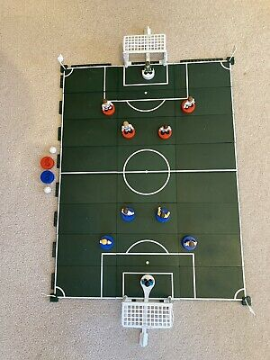 Football Lego Pitch And Figures • 15£