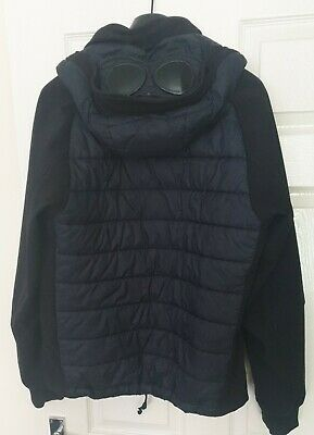 CP Company Goggle Shell Puffer Jacket. Original. Size 50. Large. See Photos . • 180£