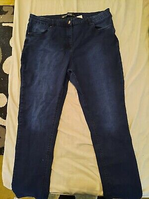 Simply Be Lexi Slim High Waisted Jeans Size 22  • 1.50£