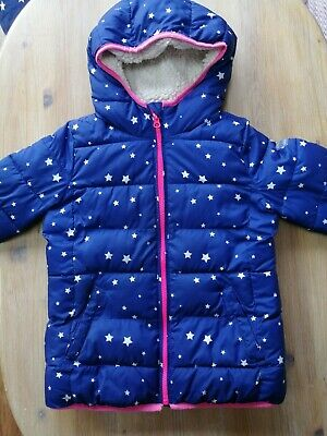 Girls GAP Winter Coat M Regular 132-140cm 8-9 • 2£