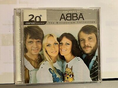 Abba Cd The Best Of Abba Millenium Collection. • 1.60£