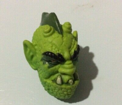 $17.99 • Buy MOTUC Masters Of The Universe Classics Whiplash Head Matty MATTEL Rare 4 Custom