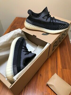 AU441 • Buy Yeezy 350 V2 Carbon Adidas US 12 UK 11.5 Brand New In Box