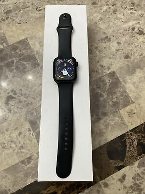 $ CDN264.29 • Buy Apple Watch Series 4 44mm Cellular Att Used
