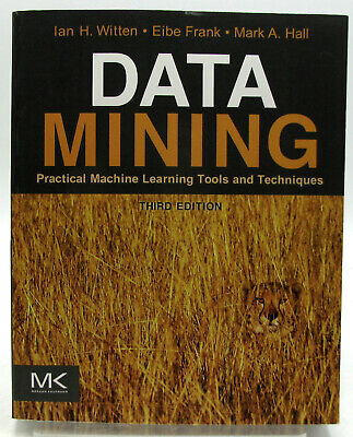 $18.95 • Buy Data Mining: Practical Machine Learning Tools And Techniques PB 3rd Ed. Witten