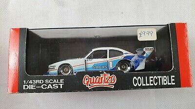QUARTZO Ford Capri Gr 5 Sachs 1:43 BOXED • 9.99£