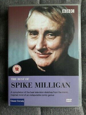 Comedy Greats - Spike Milligan (DVD, 2004) Goon Funny Comedian Television Q9  • 0.99£